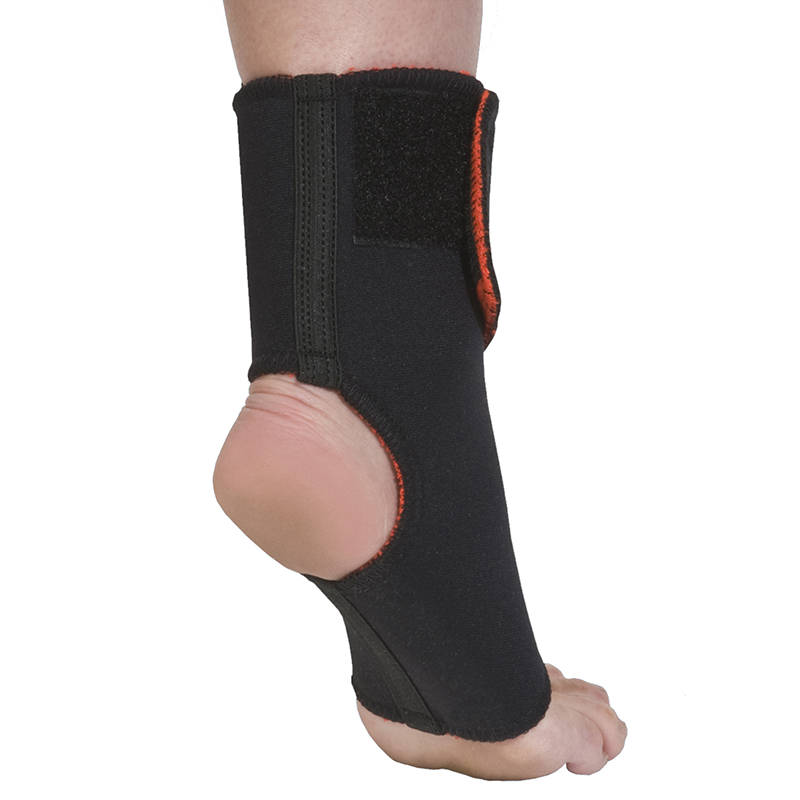 Thermoskin Ankle Wrap, Black. SALE $9.95  main product image