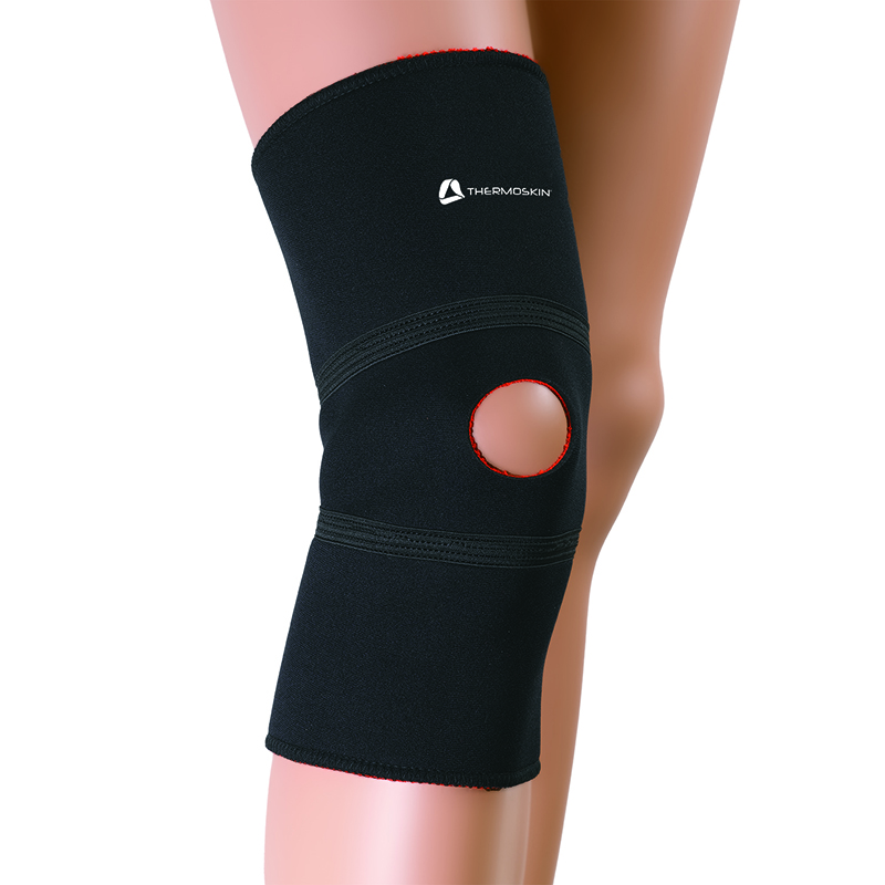 Thermoskin Knee Patella, Black. SALE $9.95  main product image