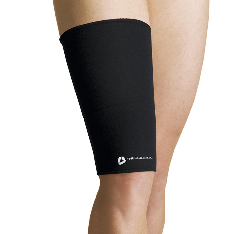 Thermoskin Thigh Hamstring, Black, $29.95  main product image