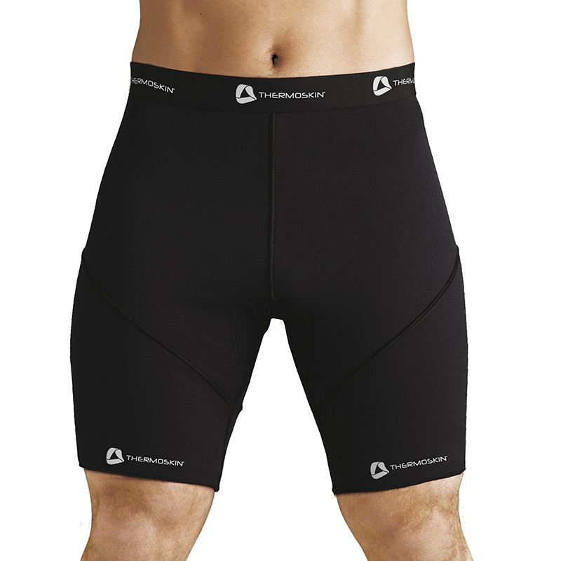 Thermoskin Shorts, Black, $59.95  main product image
