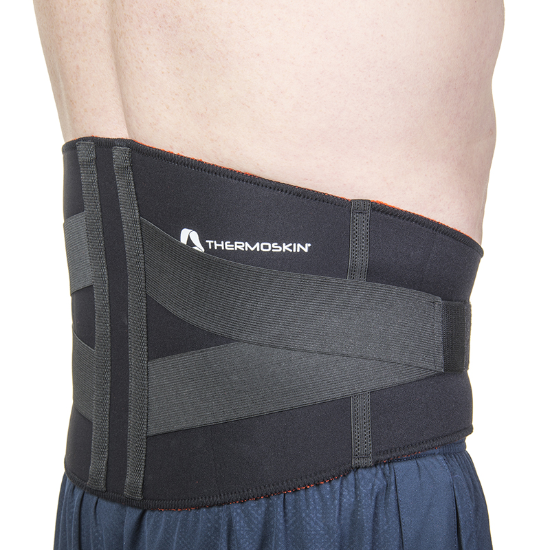 Thermoskin Lumbar Support, Black, $59.95  main product image
