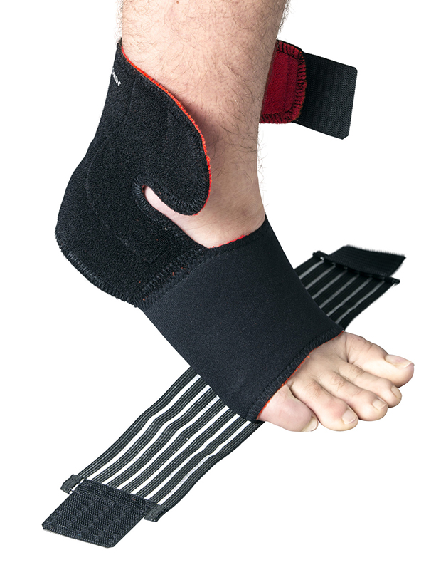 Thermoskin Foot Stabilizer, Black. $39.95 alternative product image 2