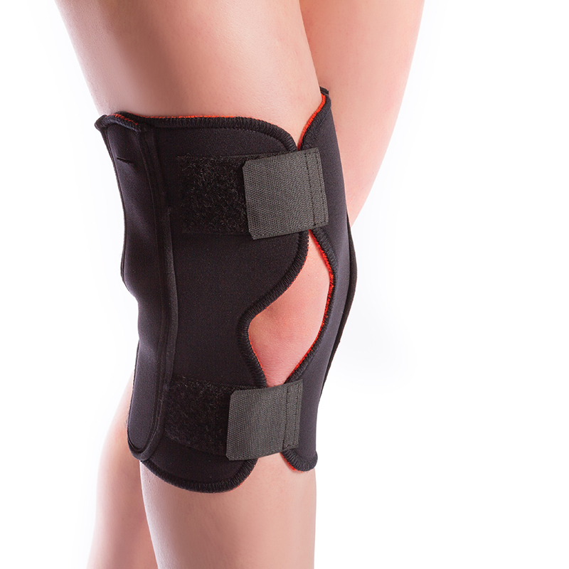 Thermoskin Arthritic Hinged Knee Wrap, Black. $59.95-$79.95  main product image