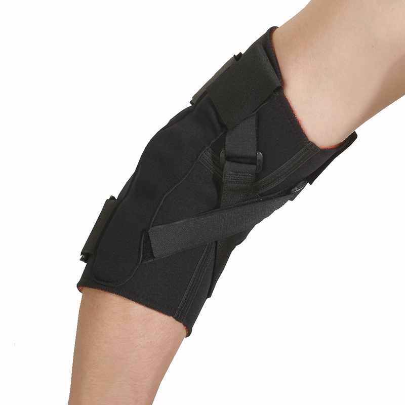 Thermoskin ROM Hinged Elbow, Black, $79.95  main product image