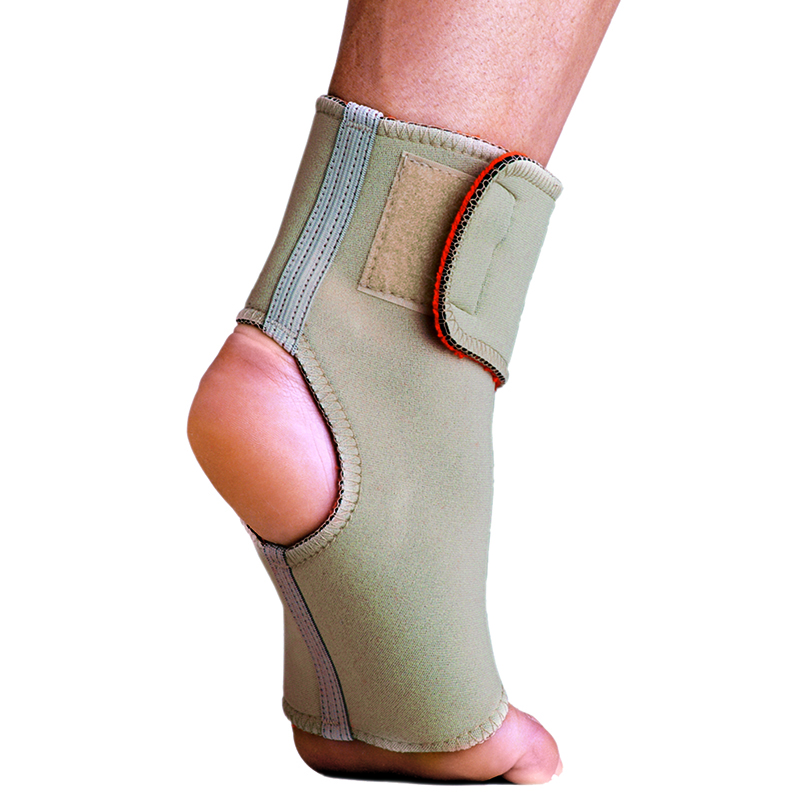 Thermoskin Ankle Wrap, Beige. $29.95  main product image