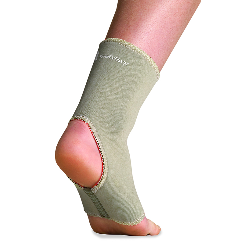 Thermoskin Ankle Sleeve, Beige. SALE $9.95  main product image