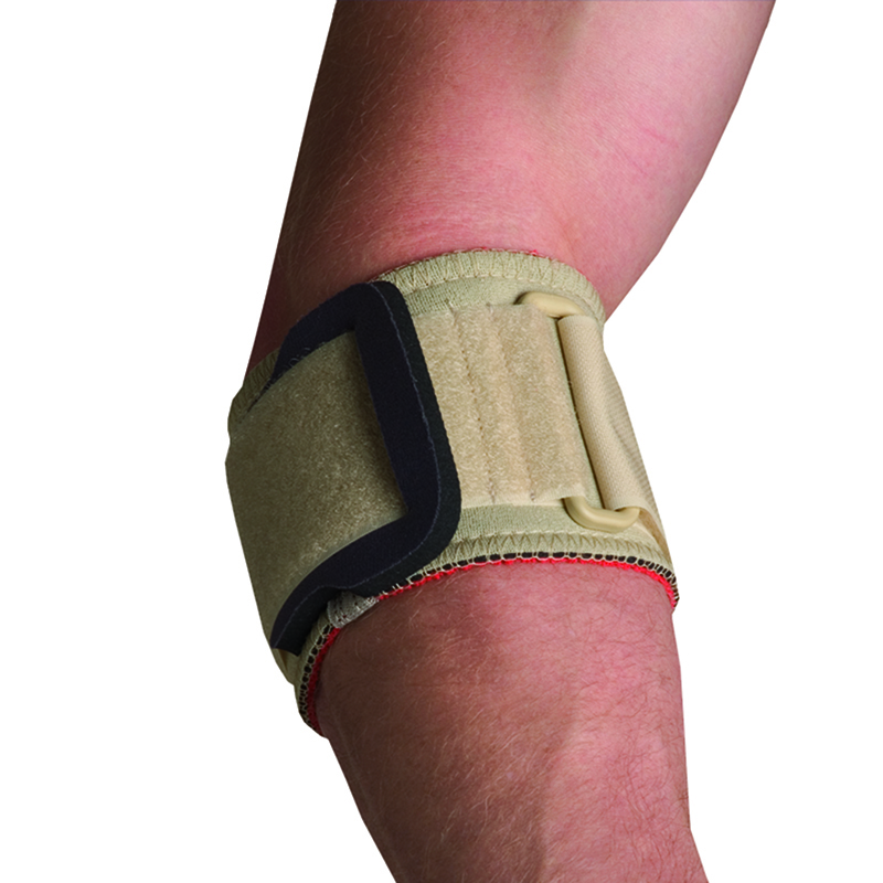 Thermoskin Tennis Elbow w/ pad, Beige. $19.95  main product image