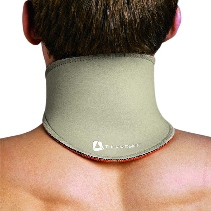 Thermoskin Neck Wrap, Beige. $19.95  main product image