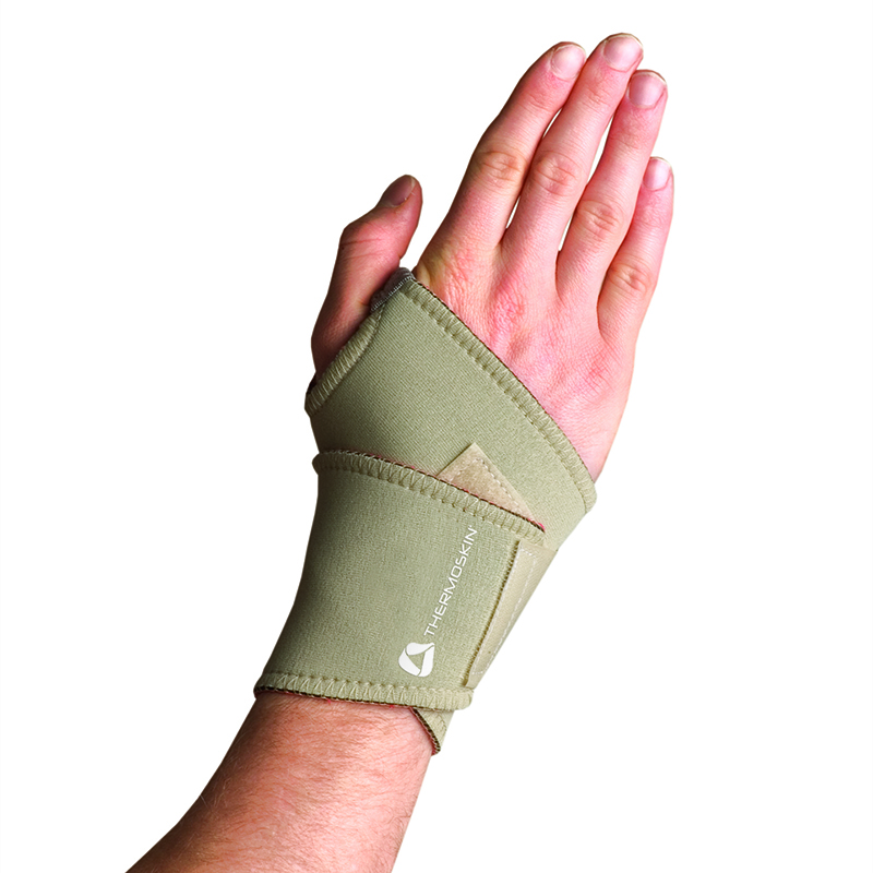 Thermoskin Univ Wrist Wrap, Beige, $14.95  main product image