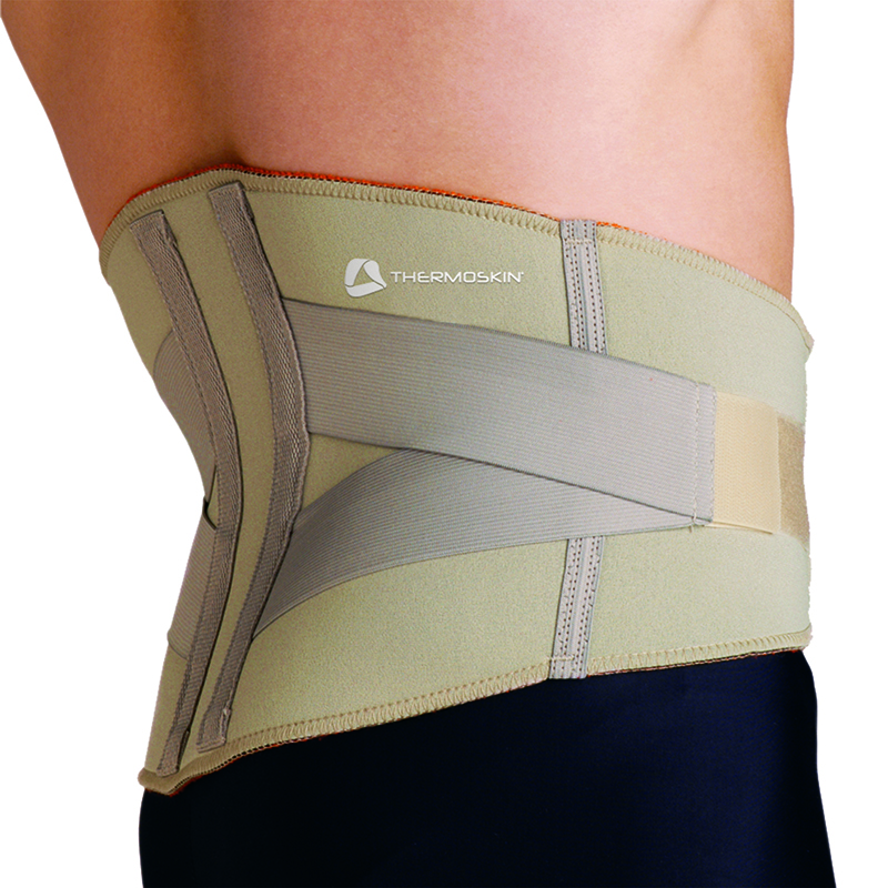 Thermoskin Lumbar Support, Beige, $59.95  main product image