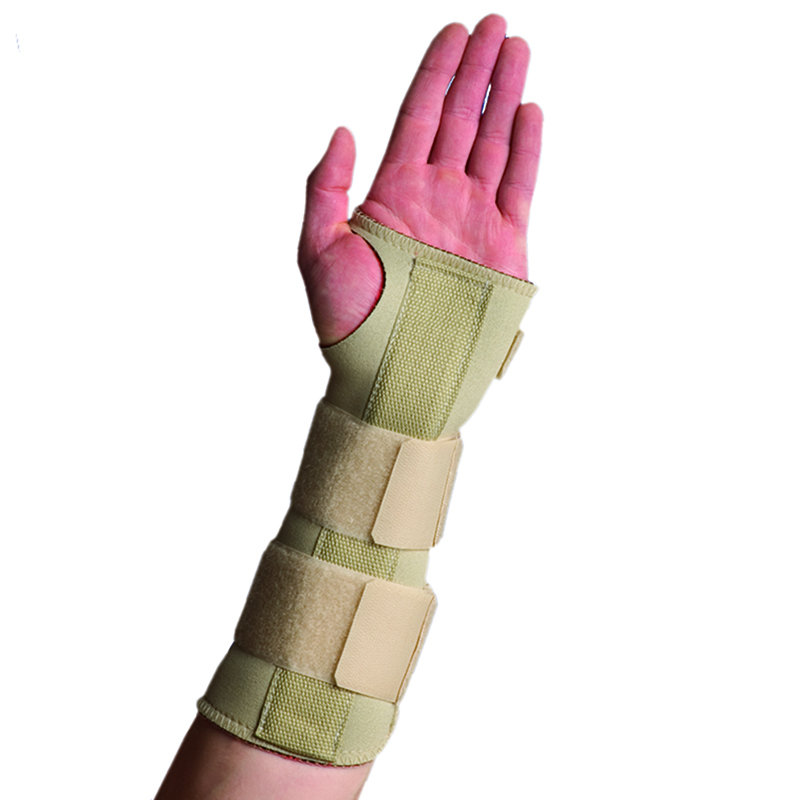 Wrist Forearm Splint, Left, Beige, SALE $9.95  main product image