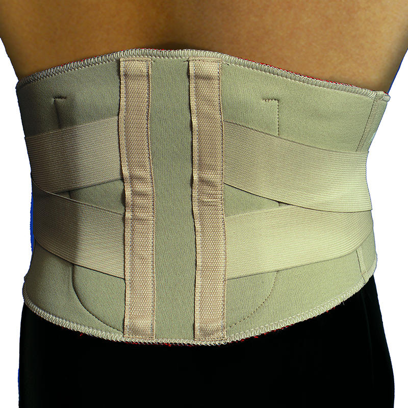 Lumbar Support w/ Rigid Insert, Beige, SALE $59.95  main product image