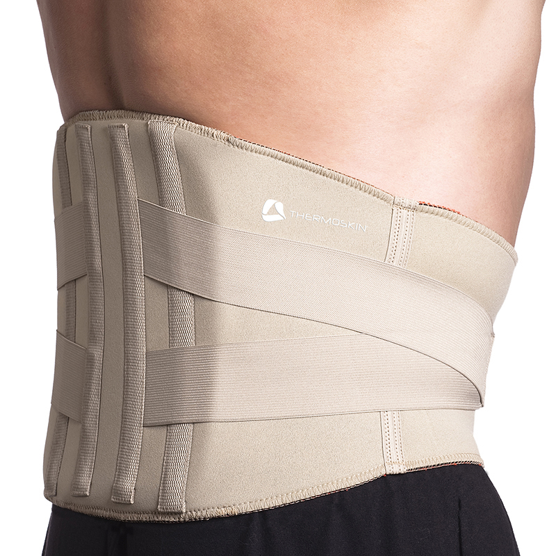 Thermoskin APD Rigid Lumbar Support, Beige  main product image