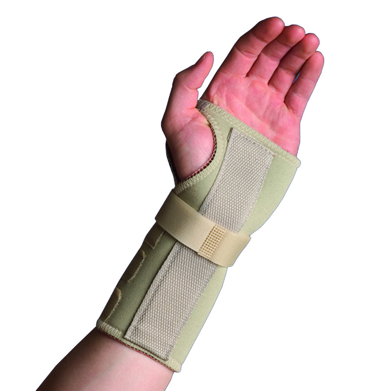 Thermoskin Wrist Hand Brace, Left, Beige, $29.95  main product image