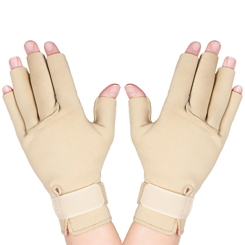 Thermoskin Arthritis Gloves, Beige, $39.95  main product image