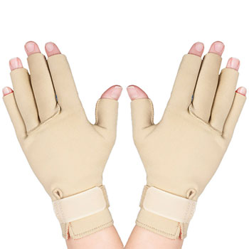 Therall Arthritis Gloves, Beige, Small, SALE $19.95  main product image