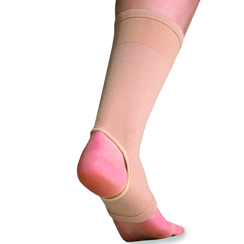 Thermoskin Compression Ankle, Beige. $7.95  main product image