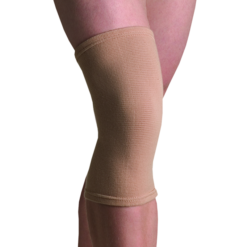 Thermoskin Elastic Knee Standard, Beige. $14.95  main product image