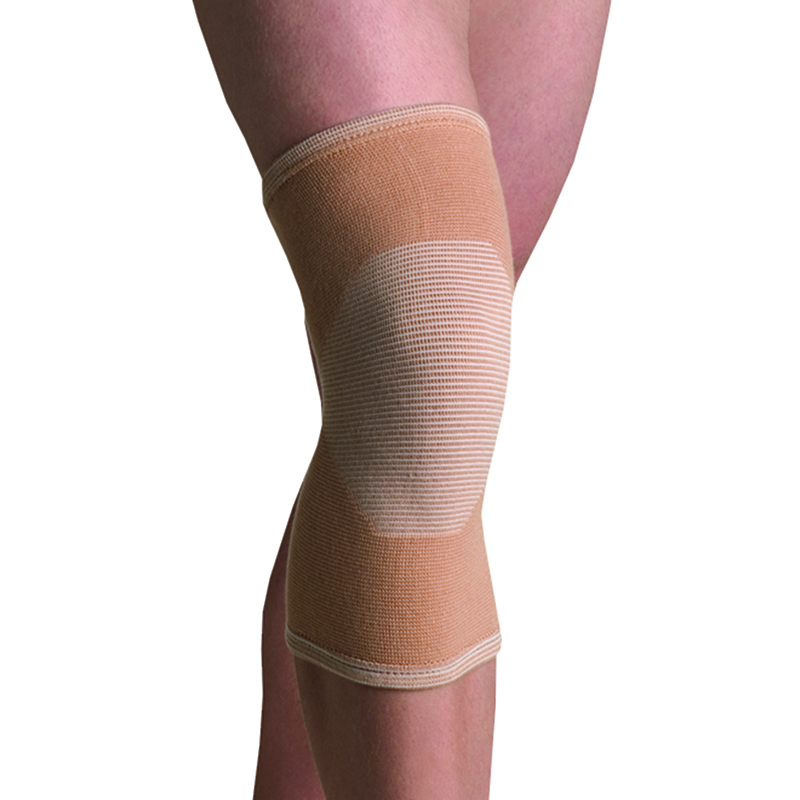Thermoskin Elastic Knee (4-Way), Beige. $12.95  main product image