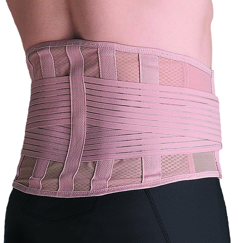 Thermoskin Compression Back Stabilizer, Beige, $39.95  main product image