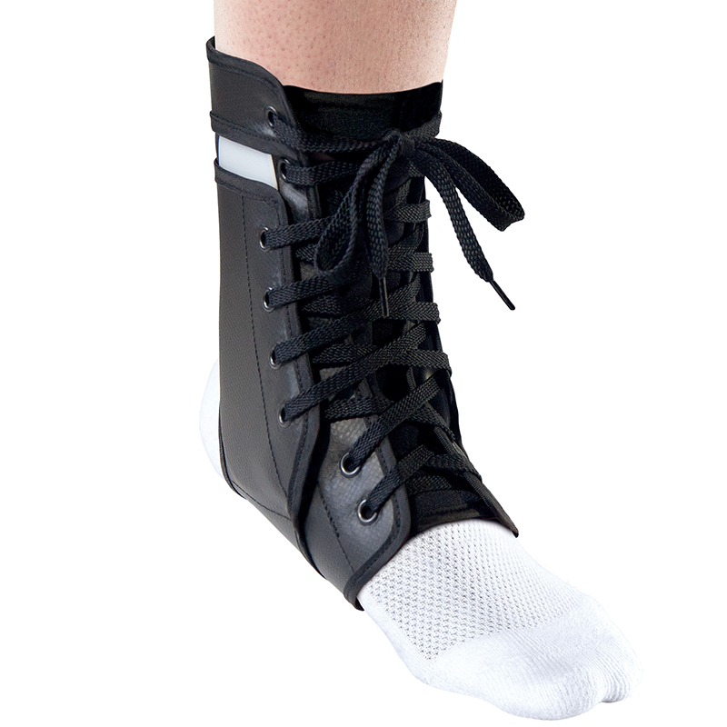 Thermoskin Ankle Shield, Black. $29.95  main product image