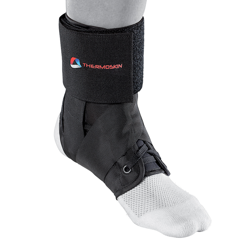 Thermoskin Sport Ankle Brace, Black. $24.95  main product image
