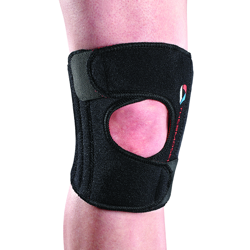 Thermoskin Sport Knee Stabilizer, Black, Lrg/XLg. $39.95 alternative product image 1