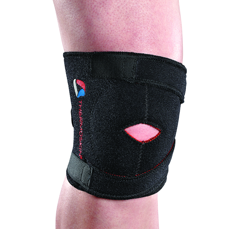 Thermoskin Sport Knee, Black, Lrg/XLg, $29.95  main product image