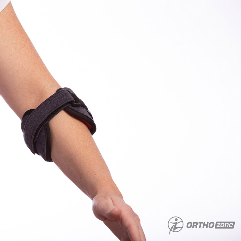 Exothermic Dual Pad Tennis Elbow, One Size, $29.95  main product image