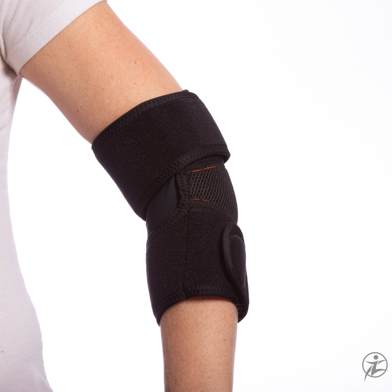 Exothermic Elbow Wrap, Black, One Size, $39.95  main product image