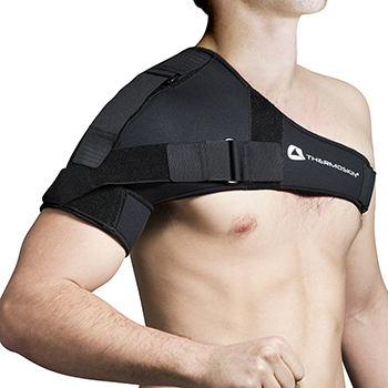 Adjustable Shoulder Stabilizer, One Size, Black. $89.95  main product image