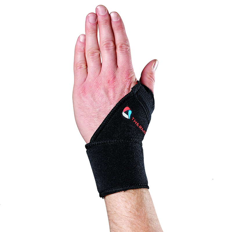 Thermoskin Sport Wrist Wrap, Black, One Size, $14.95  main product image