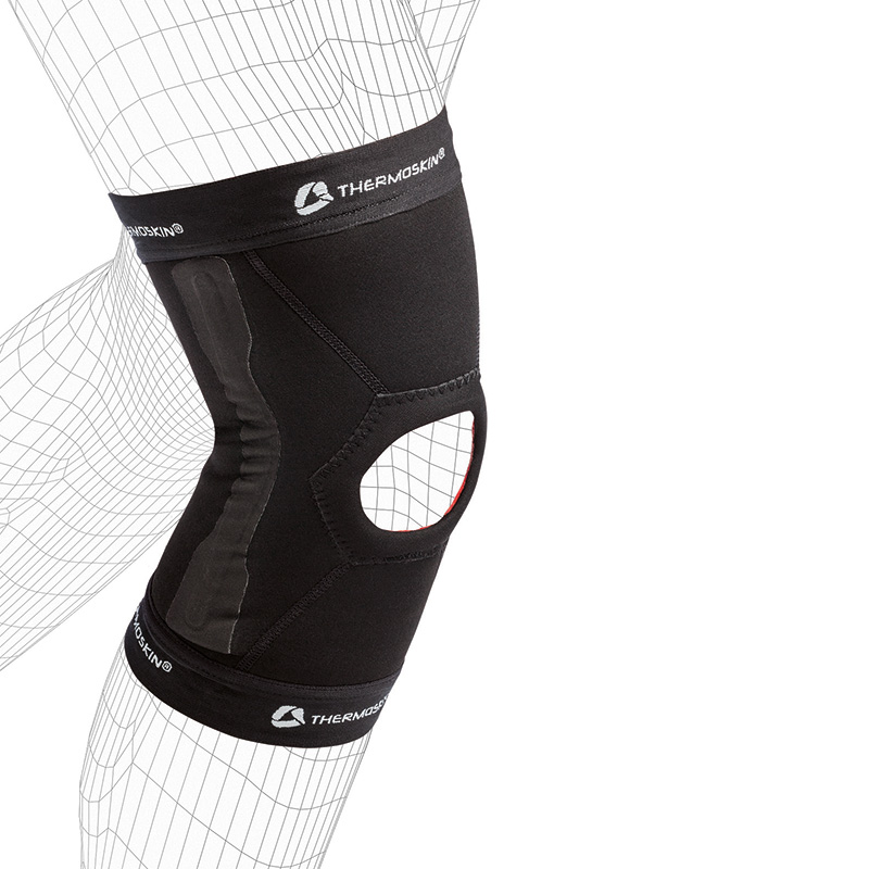 Thermoskin EXO Knee Stabilizer, Black. $59.95  main product image