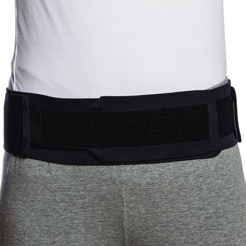 Sacroiliac Belt, Black, $49.95 alternative product image 2