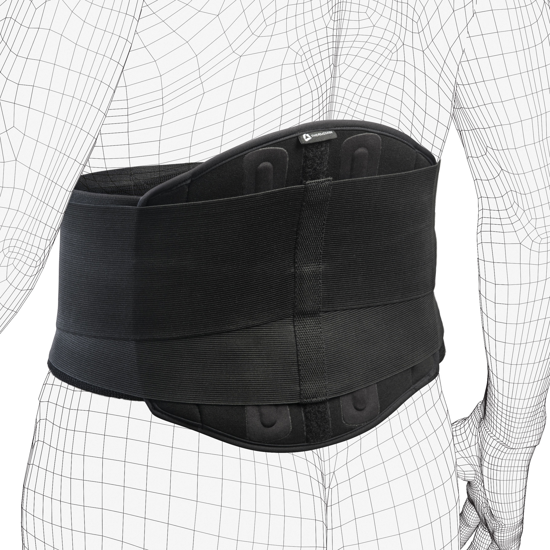 EXO Back Stabilizer, Black, One Size, $79.95  main product image
