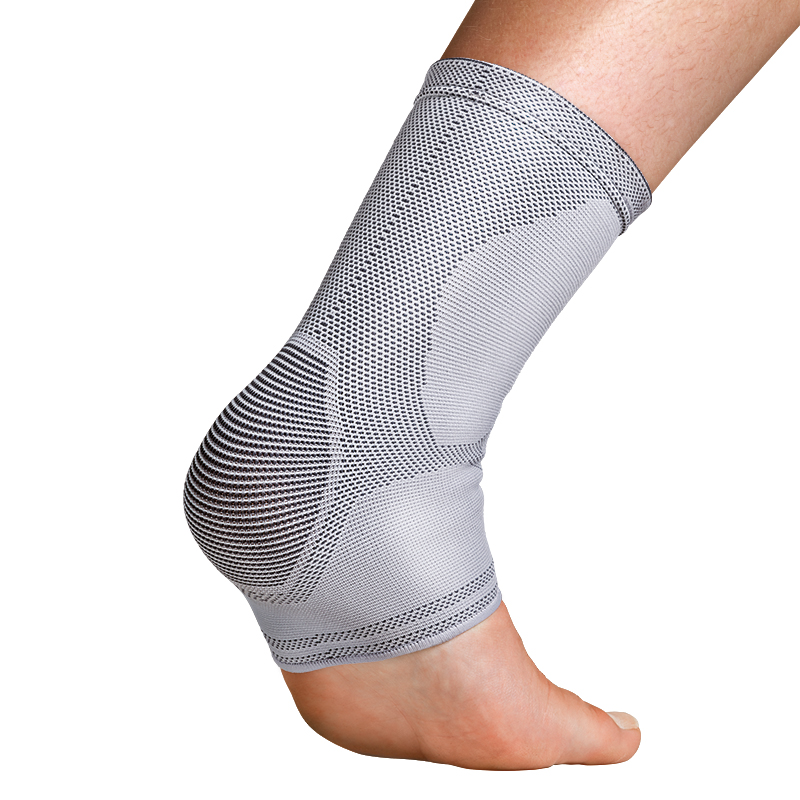 Thermoskin Dynamic Compression Ankle, Gray. $19.95  main product image