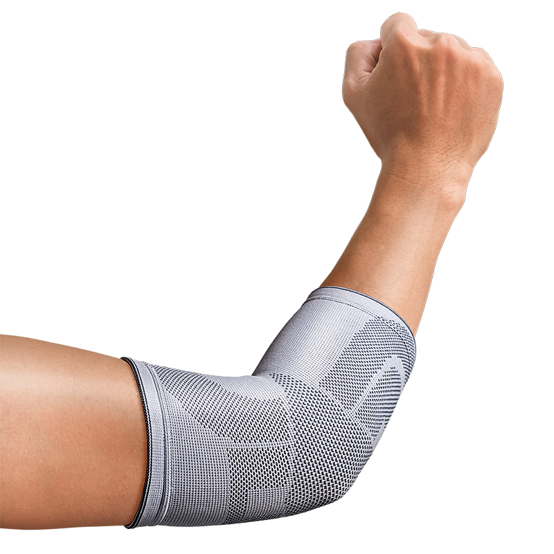 Thermoskin Dynamic Compression Elbow Sleeve, Gray. $19.95  main product image